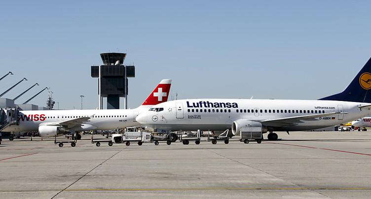 Convention collective sous toit pour les pilotes de Swiss
