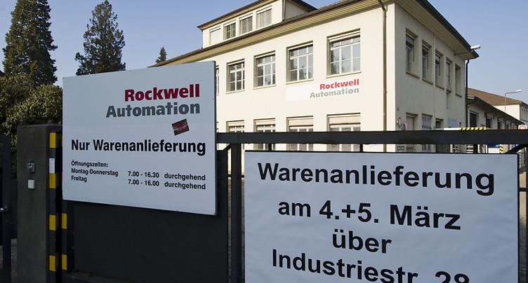 Rockwell Automation envisage de supprimer jusqu'à 250 emplois