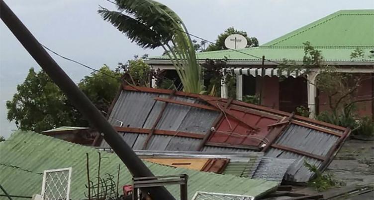 L'ouragan Maria balaye les îles Vierges américaines