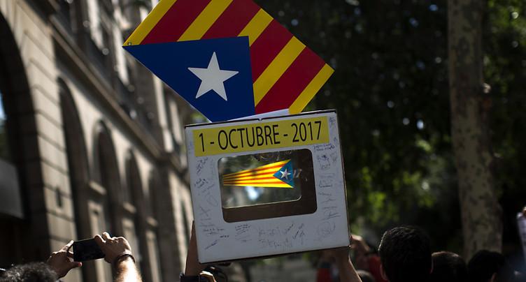 Catalogne: le bras droit du vice-président catalan arrêté