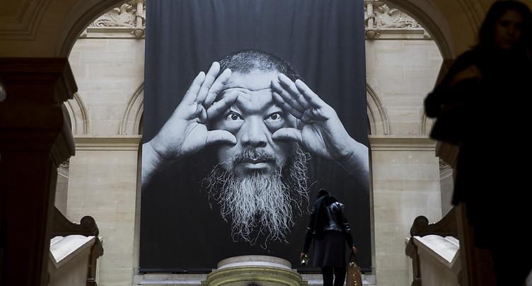 Ai Weiwei investit le Palais de Rumine à Lausanne