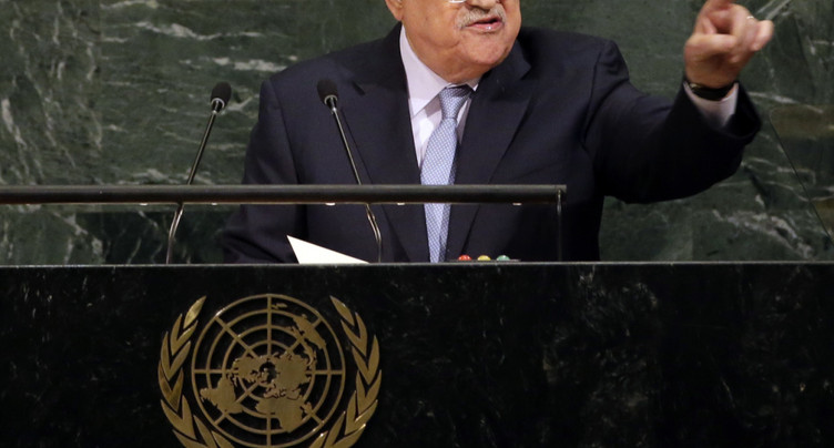 Abbas demande la fin de « l'apartheid » imposé par Israël