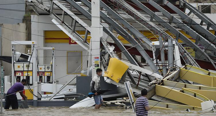L'ouragan Maria fait un mort à Porto Rico et neuf dans les Antilles