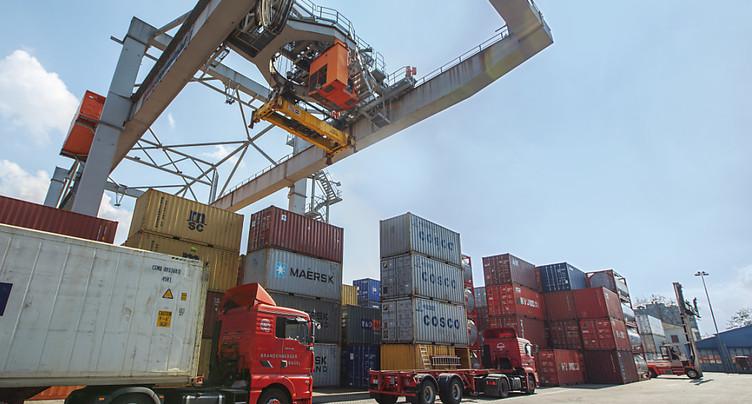 Dynamisme du commerce extérieur en août