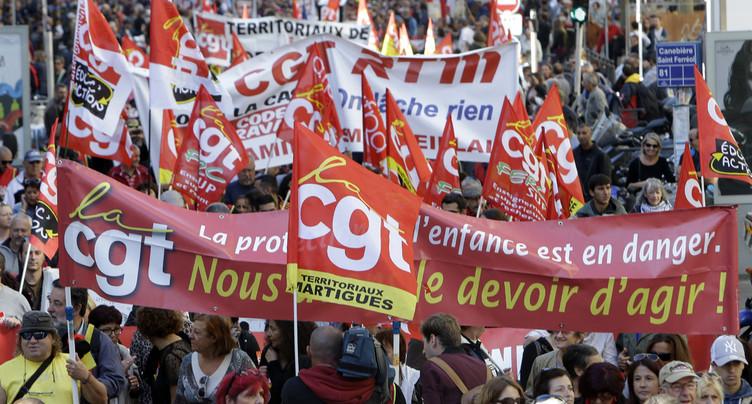 Réforme du code du travail en France: les opposants redescendent dans la rue