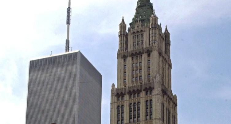 New York: 110 millions pour un quintuplex au Woolworth Builiding