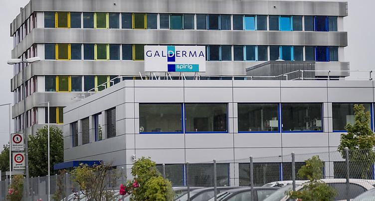 Galderma va transférer 90 emplois de Paris vers la Suisse