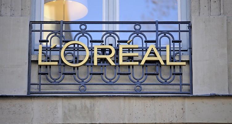 L'Oréal bondit après l'annonce du décès de Liliane Bettencourt