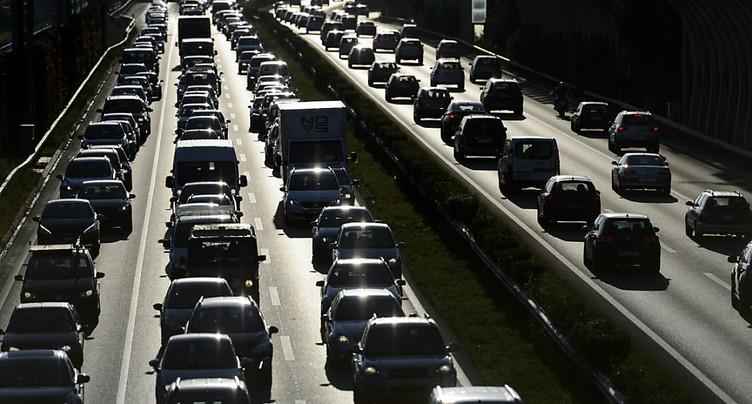 Feu vert aux travaux sur les autoroutes genevoises
