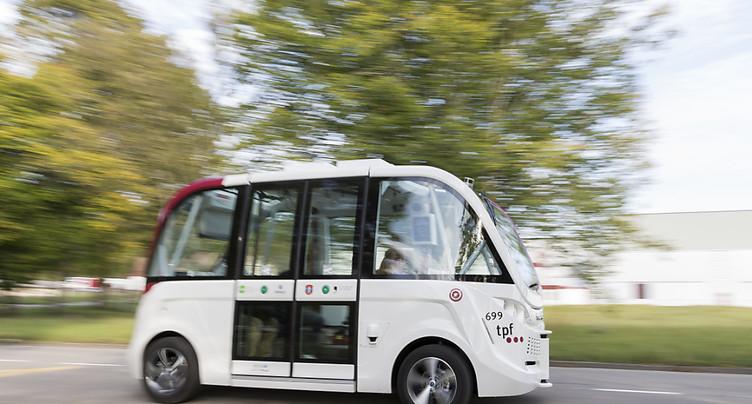 Première ligne de transport public automatisée de Suisse