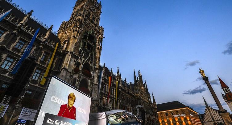 Derniers meetings en Allemagne et pluie de sifflets