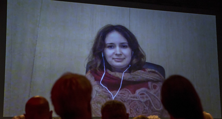 Patricia Kopatchinskaja remporte le Grand Prix de musique