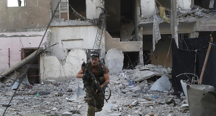 Un plan humanitaire post-conflit est prêt pour Raqqa