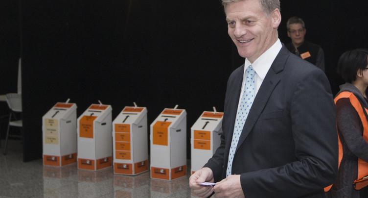 Les conservateurs néo-zélandais en tête, mais rien n'est joué