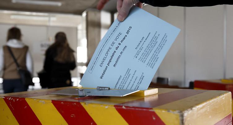 Moins de signatures pour les initiatives à Genève