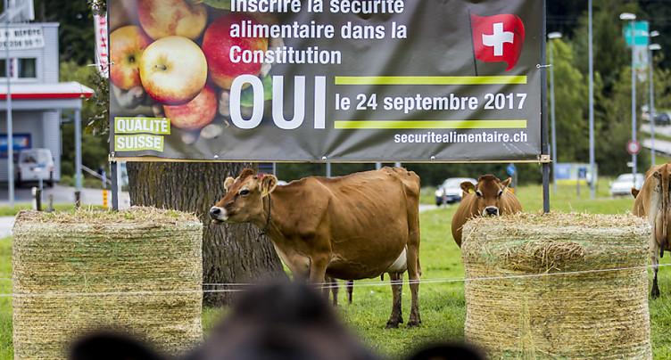 Les Suisses en passe d'adopter le nouvel article constitutionnel