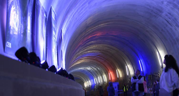 30'000 visiteurs découvrent des chantiers CFF sur l'arc lémanique
