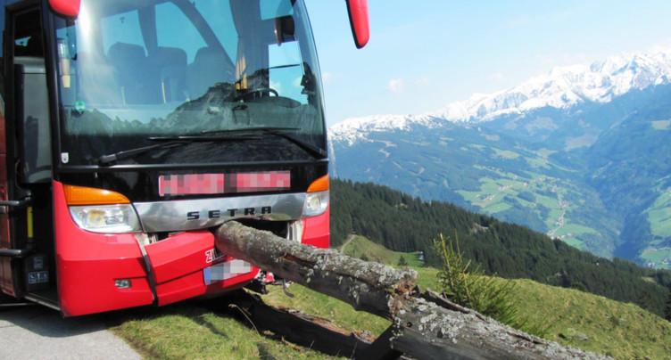 Autriche: un touriste français sauve un car d'une chute dans un précipice