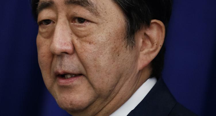 Le Premier ministre japonais annonce des législatives anticipées