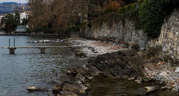 Rives Publiques recourt pour un meilleur accès aux rives du Léman