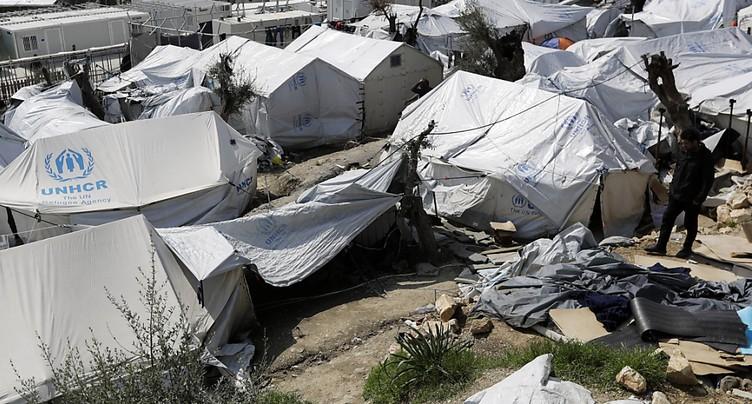 Les conditions de détention des migrants en Grèce dénoncées