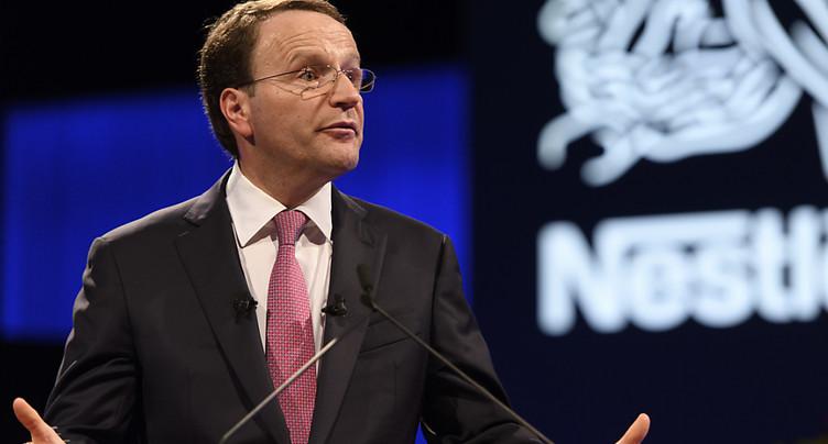 Nestlé confirme ses ambitions et prévoit de nouvelles acquisitions