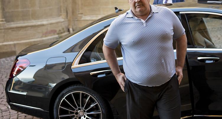 L'ex-patron de Xamax écope de trois ans de prison en appel