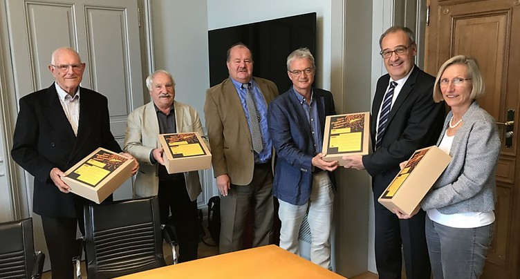 Nouvelle pétition contre les jets militaires à Emmen (LU)