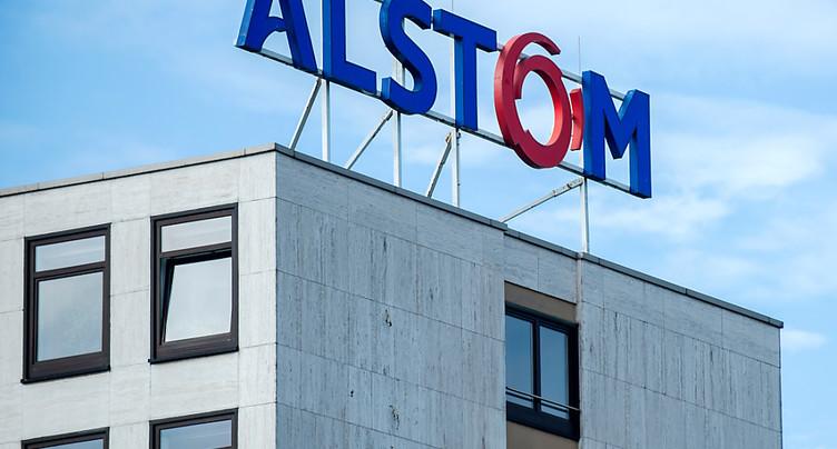 Protocole d'accord Alstom-Siemens en vue d'une « fusion entre égaux »