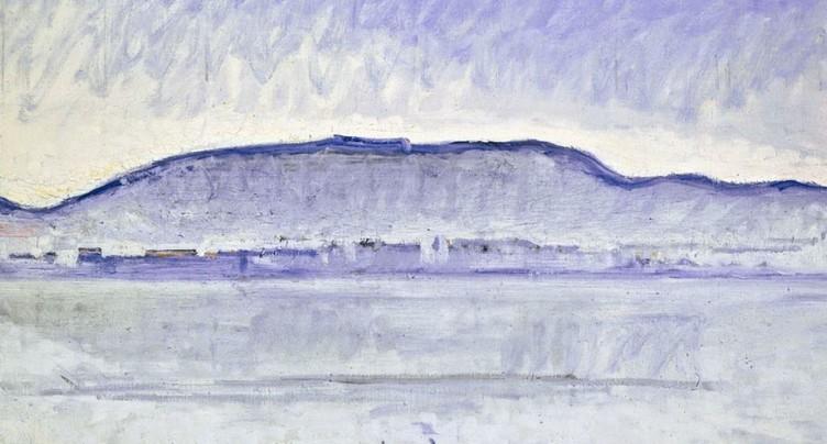 Hodler fêté en 2018 dans les musées genevois