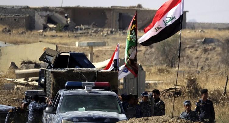 Les troupes irakiennes s'avancent vers Kirkouk, tenu par les Kurdes