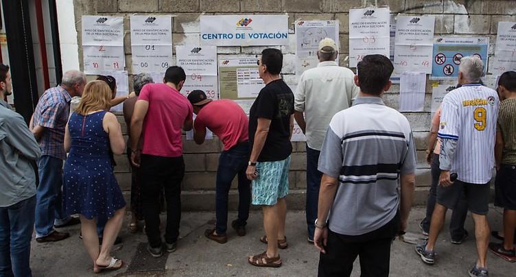 Le parti au pouvoir au Venezuela remporte les élections régionales
