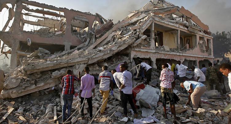 Somalie: au moins 276 morts et 300 blessés dans l'attentat de Mogadiscio