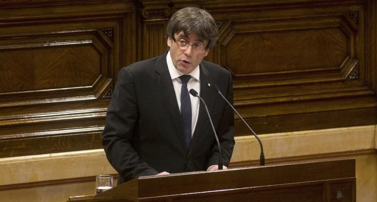 Catalogne: Puigdemont propose un délai de deux mois pour négocier