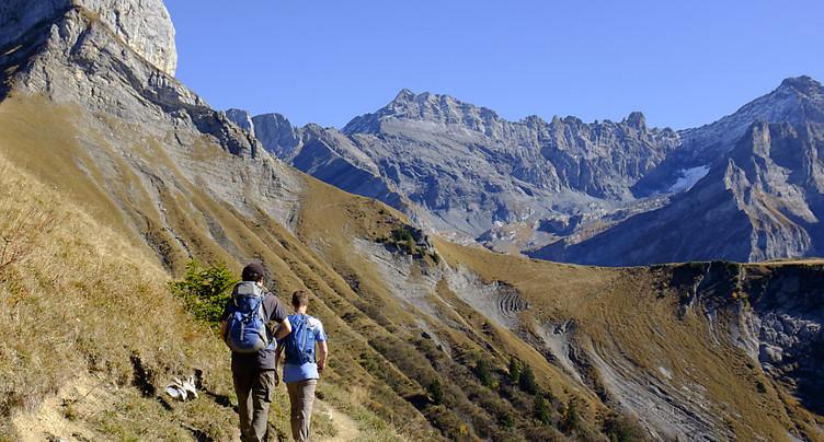 Un mois d'octobre anormalement chaud et sec en Suisse