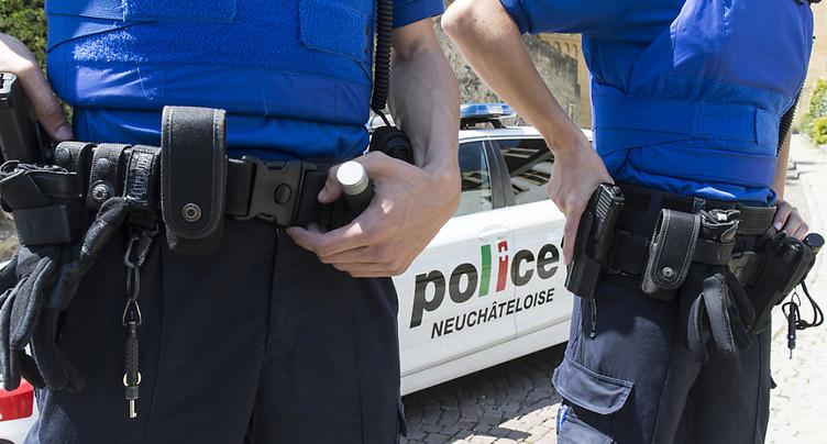 Une femme poignardée à mort à la Chaux-de-Fonds