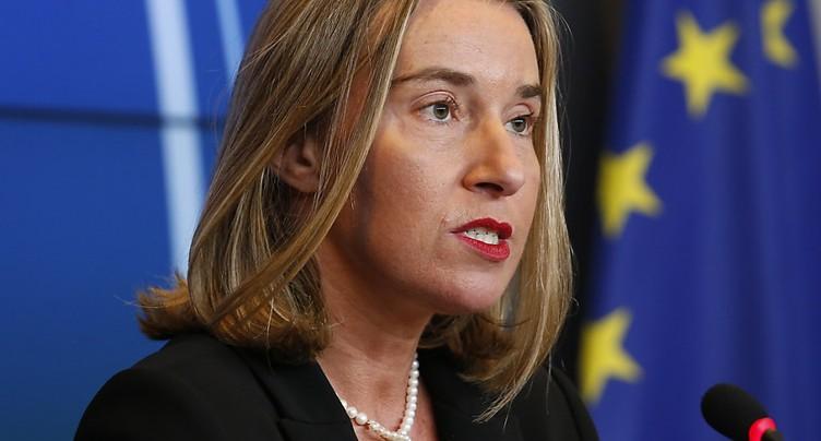 L'UE redit son soutien à l'accord sur le nucléaire iranien