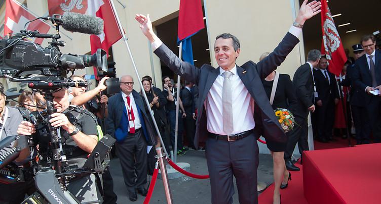 Ignazio Cassis a quitté le lobby des armes à feu Pro Tell