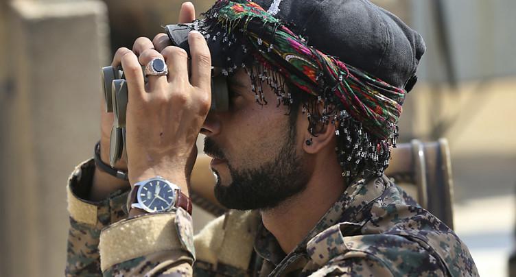 Une alliance anti djihadistes reprend l'hôpital de Raqa à l'EI en Syrie