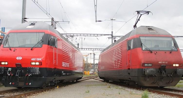 CFF: une première locomotive Re 460 entièrement modernisée