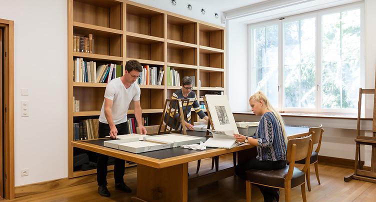 Numérisation de 3000 oeuvres du Kunstmuseum de Bâle