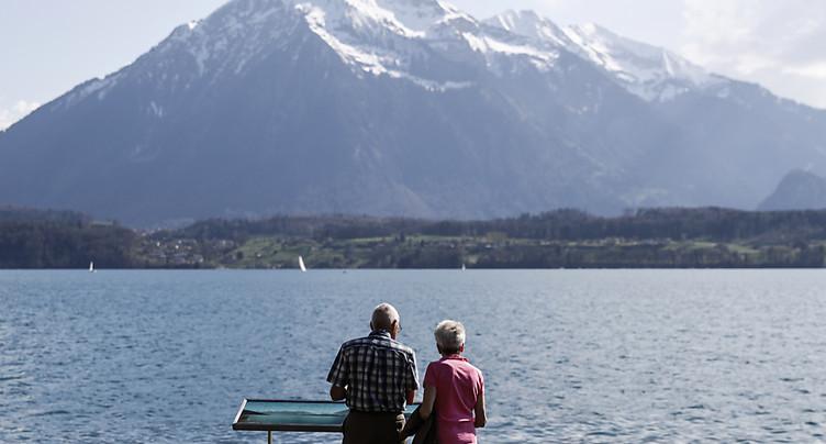 Des lauriers pour le système de prévoyance vieillesse suisse