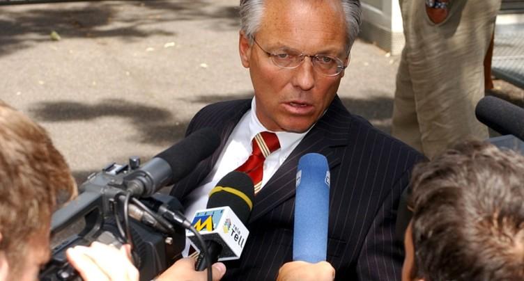 L'ancien conseiller national biennois Marc F. Suter est décédé