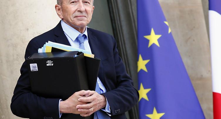 Adoption définitive d'une loi antiterroriste controversée en France