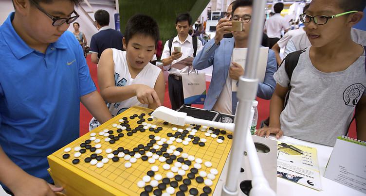 Nouveau succès au jeu de go pour l'intelligence artificielle