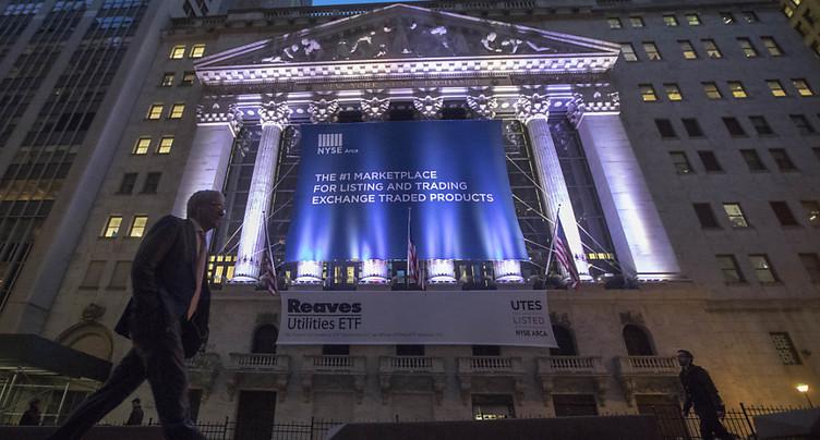 Le Dow Jones clôture au-dessus de 23'000 points, une première