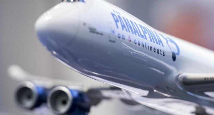 Panalpina a poursuivi sa croissance après neuf mois en 2017