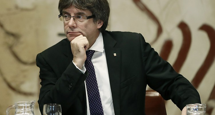 Pas de clarification de Puigdemont à l'expiration de l'ultimatum