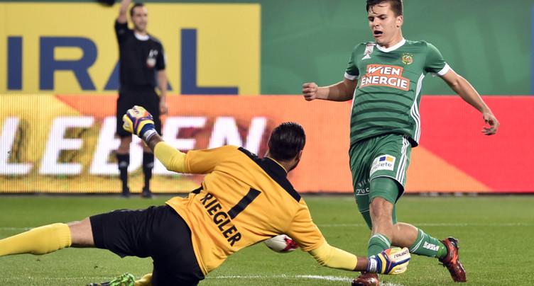Saint-Gall: un footballeur condamné à la suite d'une action de jeu