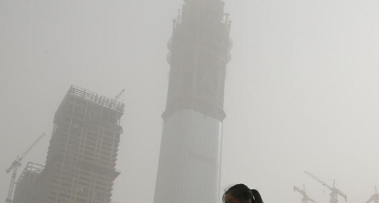 Un décès sur six lié à la pollution en 2015 (rapport)